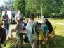 Dzień Dziecka wMiejskim Parku wOstrowcu Świętokrzyskim